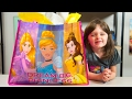 HUGE Disney Princess Surprise Present Blind Bags My Little Pony Toys for Girls Kinder Playtime