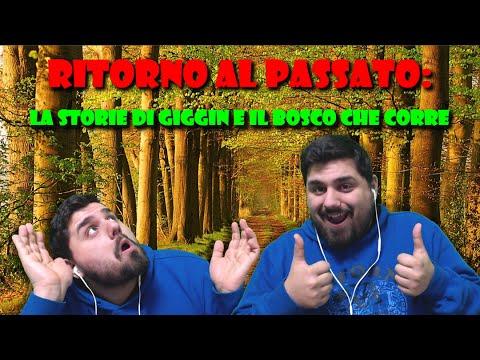 Ritorno al Passato: La storia di Giggin e il bosco che corre