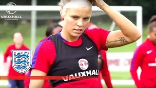 Training day at St George's Park | Inside Training