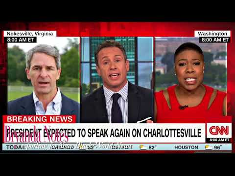 Fmr. Va. Atty. Gen. Cuccinelli In Hot Water After Telling Symone Sanders To 'Shut Up' On-Air