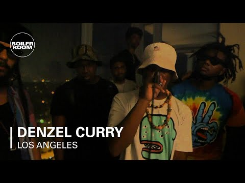 N64 - Denzel Curry live at Boiler Room Rap Life Miami