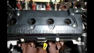 nissan sunny motor QG15(DE).mp4