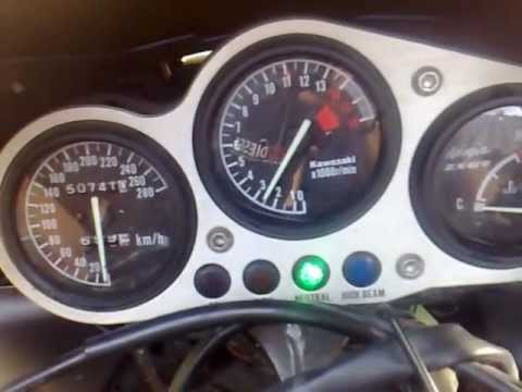 1996 Kawasaki Zx6r
