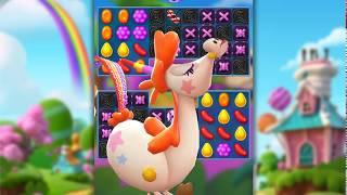 Candy Crush Friends Saga Level 438 (No boosters)