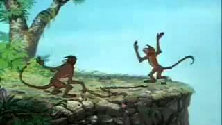 The Jungle Book   Mowgli gets caught by Monkeys English thumbnail