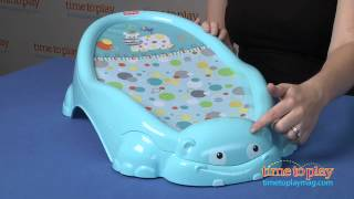 Handy Hippo Bather from Fisher-Price