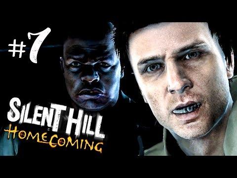 ХОРРОР ИГРА ► Silent Hill: Homecoming Прохождение на русском #7 ► СПАСЕНИЕ УИЛЛЕРА!