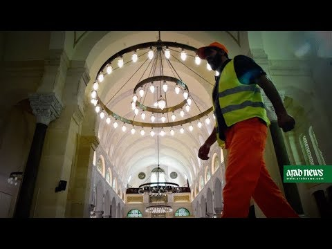 Scored by history, overhauled Algiers mosque to reopen