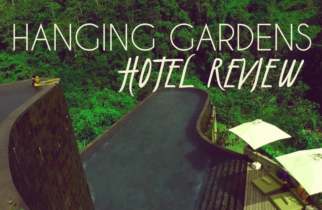 Hanging Gardens Ubud Bali Hotel Review by Travellers Bazaar