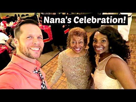 NANA'S 75TH BIRTHDAY CELEBRATION!