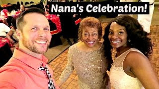 NANA'S 75TH BIRTHDAY CELEBRATION!