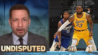 'The Lakers have a serious lack of respect for Paul George' — Chris Broussard | NBA | UNDISPUTED