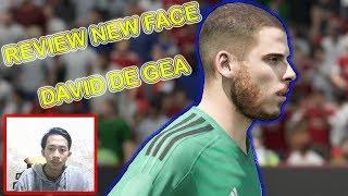 REVIEW NEW FACE DE GEA - FIFA MODDING #1
