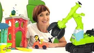 Веселая Школа с Машей Капуки Кануки - Игры с машинками - Видео для детей с ПлейДо