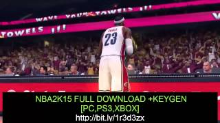 NBA2K15 Un Official Gameplay