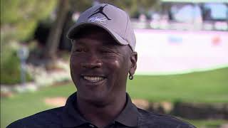 MICHAEL JORDAN INTERVIEW