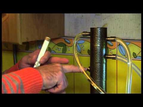 Подключение и начало работы самогонного аппарата Домовенок (Самогонный аппарат купить)