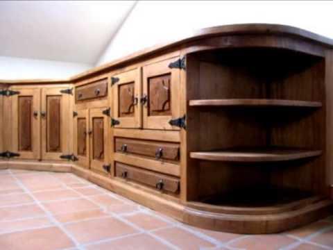 Muebles el roble bogot youtube for Muebles de roble