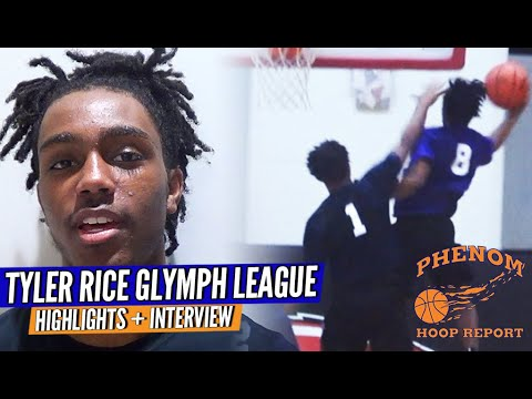 COMEBACK SZN ... Tyler Rice's 2nd Half Comeback in Glymph League Win ... Highlights + Interview