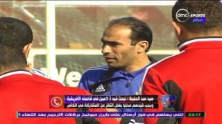 الحريف - سيد عبد الحفيظ : الأهلي يبحث عن الإستقرار وده سر النجاح