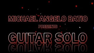 Guitar Solo presented by Michael Angelo Batio - USA - REVIEW