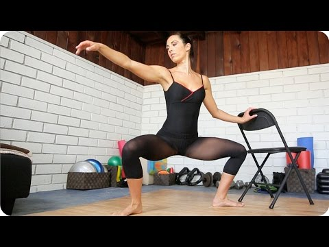 The Ultimate BALLET WORKOUT for Lean Legs & Tight Booty