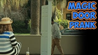 Video Magic Door Prank download MP3, 3GP, MP4, WEBM, AVI, FLV Agustus 2018