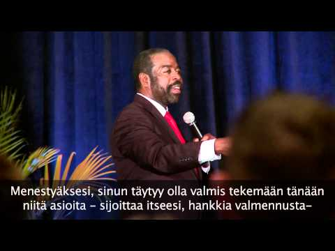 Les Brown interview (part 3 / 5)