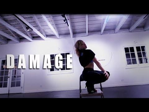 MYA - Damage - Choreographed By Shonna Chiles - Filmed By Melanie Tam