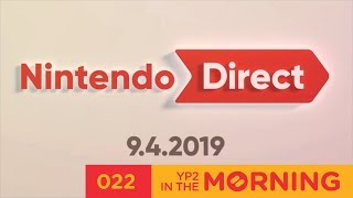 The Tactics Nintendo Used to Crush the September Nintendo Direct