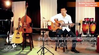 Học Guitar Trong 8 Phút Vol.1- Bài 11: Finger Style