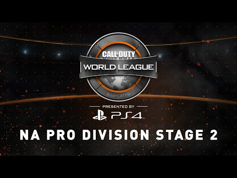 Week 6 Stage 2 [5/25]: North America Pro Division Live Stream - Official Call of Duty® World League
