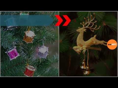 Outdoor Christmas Tree Decorations - Christmas Tree Crafts