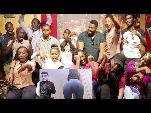 Don-E ft. Nado - You Alright Yh? ( REACTION VIDEO )     @Amina_Kenya @itssoulo @CapitalFMKenya