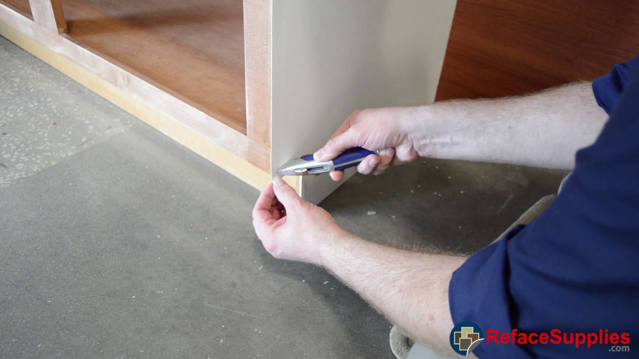 Section 5 2 Lamination How To Reface Refacing Cabinets Youtube