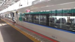 東武500系507F+506F伊勢崎線試運転 北越谷着発