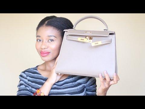 4470c0c5bb First Impression Unboxing Of My New Teddy Blake Designer Handbag (Eva Gold  11