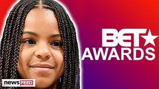 Blue Ivy Gets First Ever BET Award Nomination!