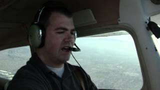 Flight Training - Radio Communication with ATC