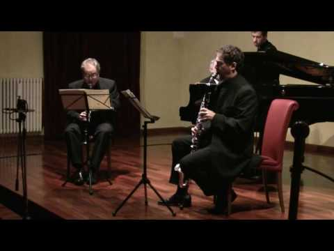 Felix Mendelssohn -  Konzertstuck n.1 op.113 | Travaglini | Dressler | Canino