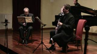 Felix Mendelssohn -  Konzertstuck n.1 op.113   Travaglini   Dressler   Canino