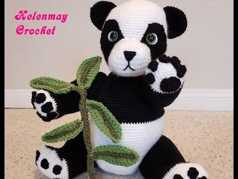 Hi, Lola Panda! I officially introduce... - Amigurumi Patterns.net ... | 360x480