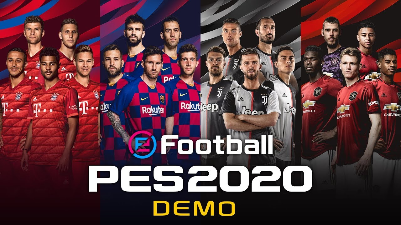 eFootball PES 2020 iOS Full Version Free Download - WorldsTrend
