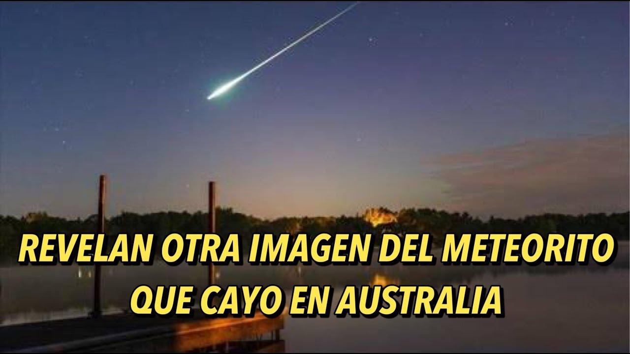 Resultado de imagen para Fotos del meteorito que cayó en Australia hace 50 años,