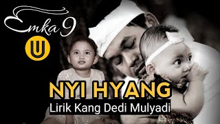 Nyi Hyang - Emka 9 & Kang Dedi Mulyadi