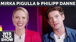 """Mirka Pigulla & Philipp Danne: """"Für """"Die jungen Ärzte"""" ein harter Schlag, dass Roy uns verlässt!"""""""