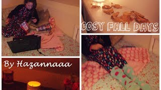 cosy fall days Thumbnail