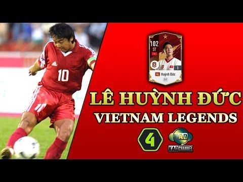 Review Lê Huỳnh Đức VNL FO4 - ST chất lượng Vietnam Legends | Review FO4 | KaD Channel