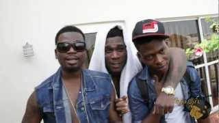 "EGO FIX TV: BURNA BOY - ""Like to party"" behind the scenes"