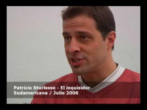 Entrevista a Patricio Sturlese, autor de El Inquisidor